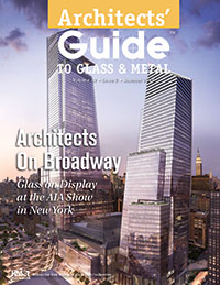 Architect's Guide to Glass Summer 2018